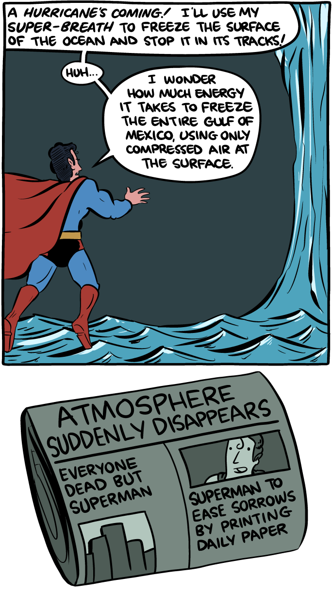 SMBC: No YOU'RE WRONG about thermodynamics.