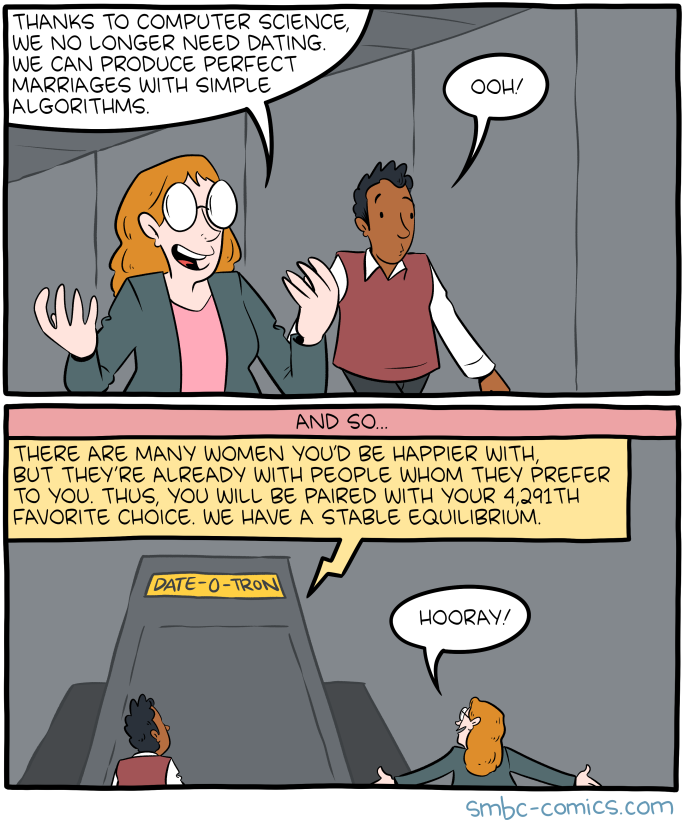 78bd6697b3 Saturday Morning Breakfast Cereal - Matching