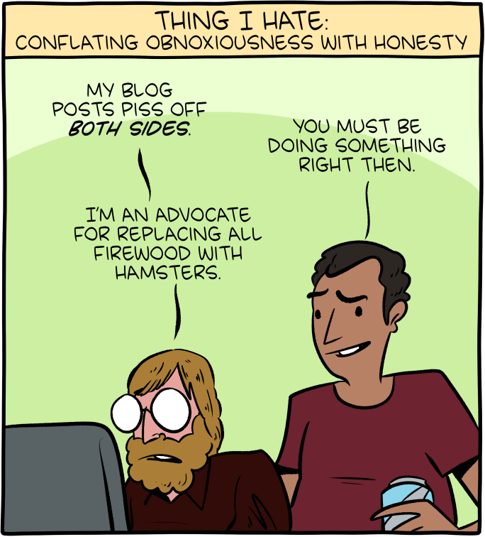 Saturday Morning Breakfast Cereal - Both Sides