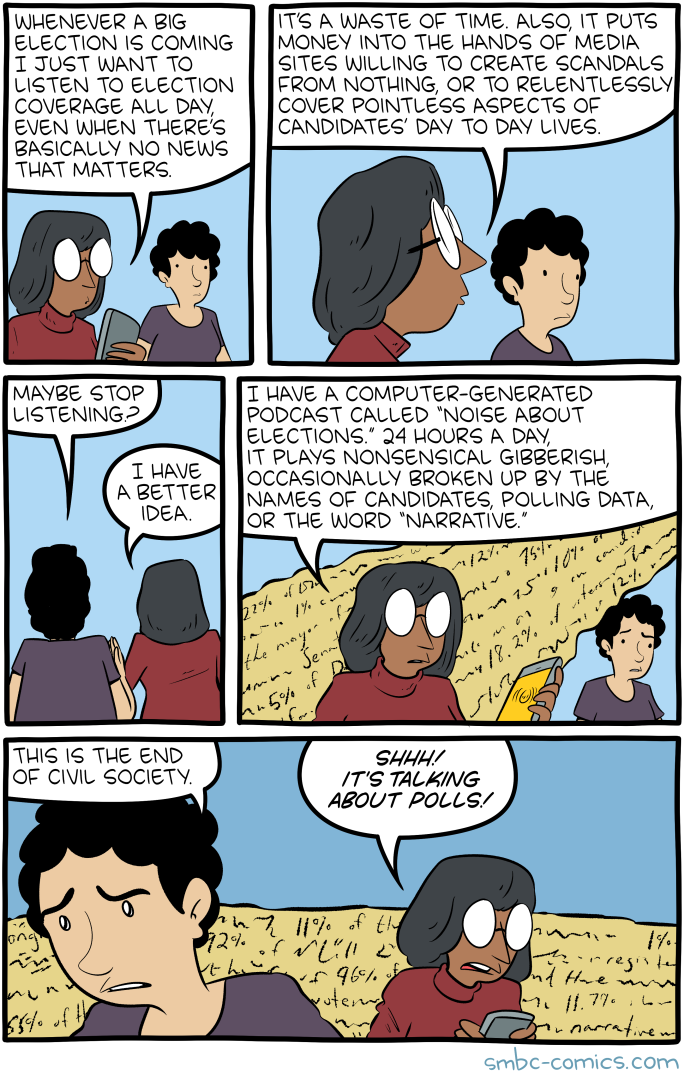 Saturday Morning Breakfast Cereal - Podcast